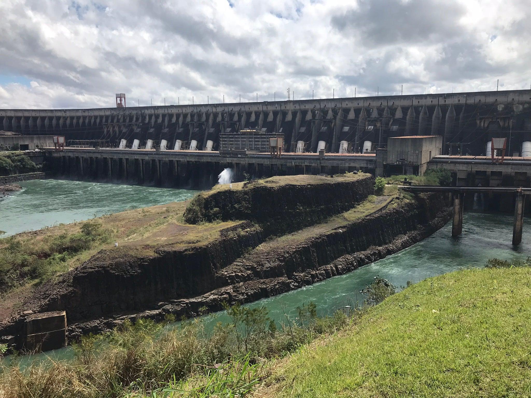 Itaipu Dam, 2018 by Matthew Johnson
