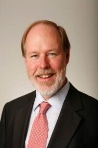 Washington, DC- October 8, 2008. Portraits of Doyle McManus, LA Times Washington bureau chief. ph141920