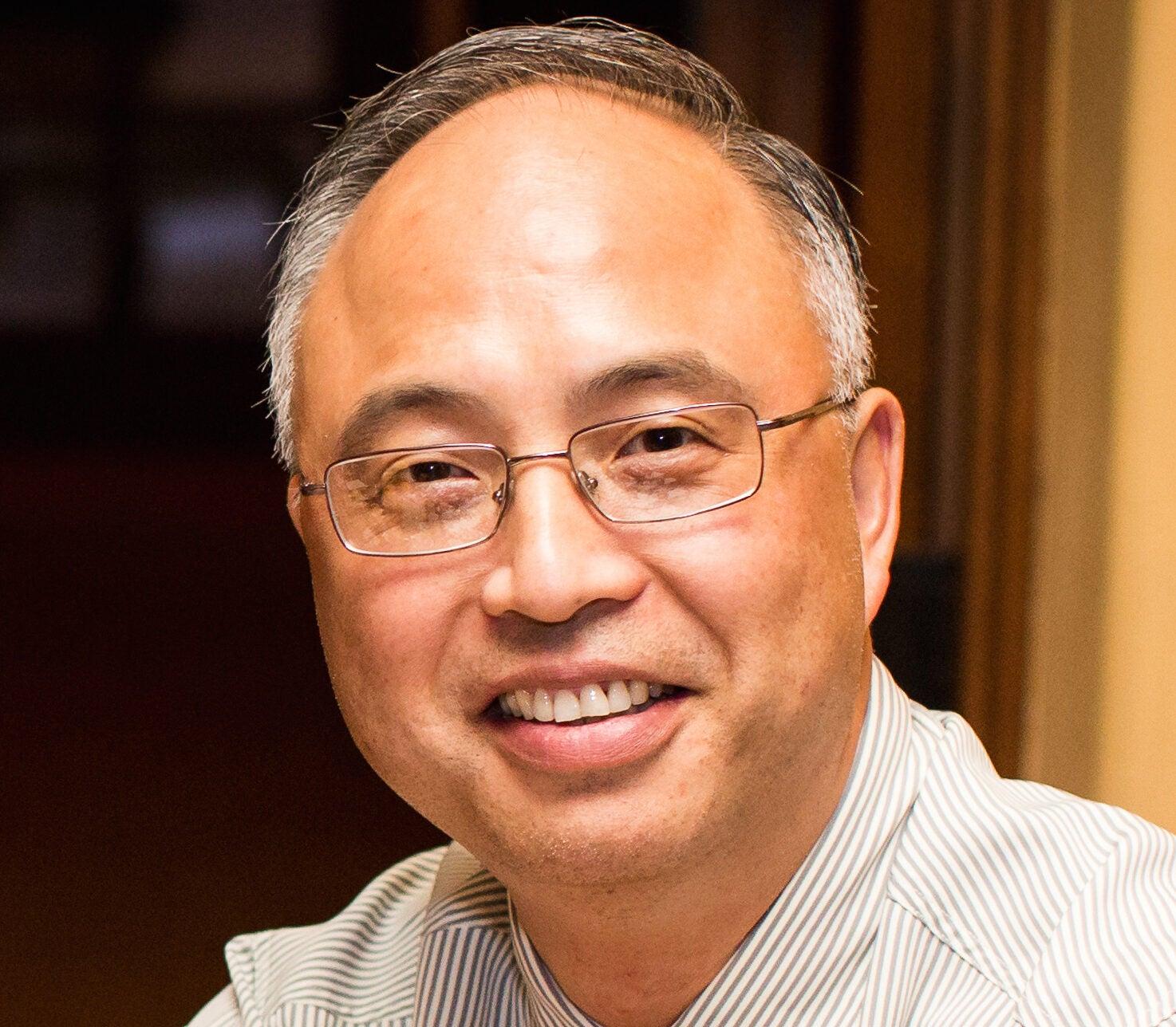 Headshot of YuYe Tong