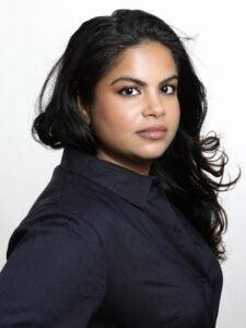Lakshmi Krishnan, director of the Medical Humanities Program