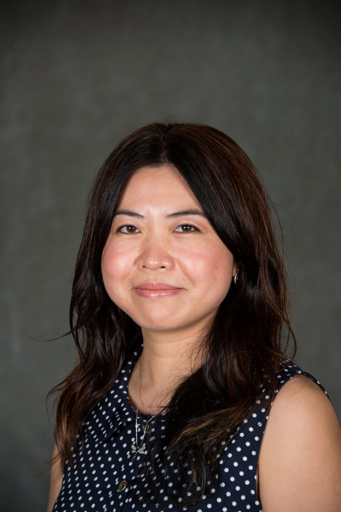 headshot of Professor Grace Yang