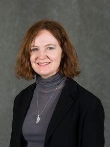 Headshot of Professor Rachel Barr